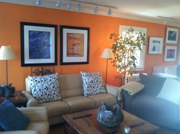 """""""Carrot Sticks"""" in the Living Room"""