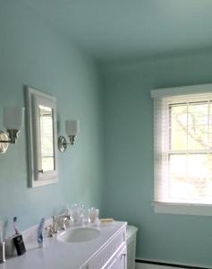 AFTER: A mermaid's bath in Galt Blue