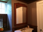AFTER: Deep wild powder room